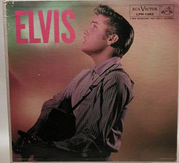 402: Elvis (M) LPM-1382