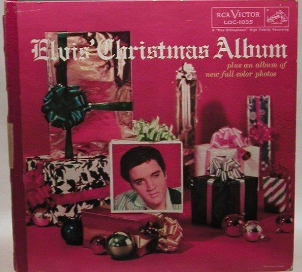 403: Elvis' Christmas Album (M) LOC-1035