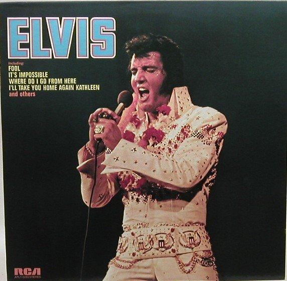 406: Three Elvis Records