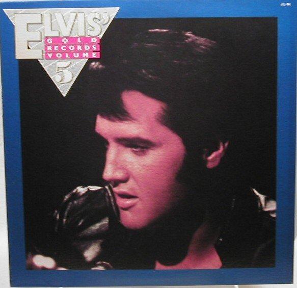 410: Elvis' Golden Records