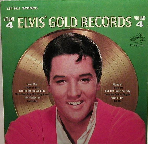 411: Elvis' Golden Records