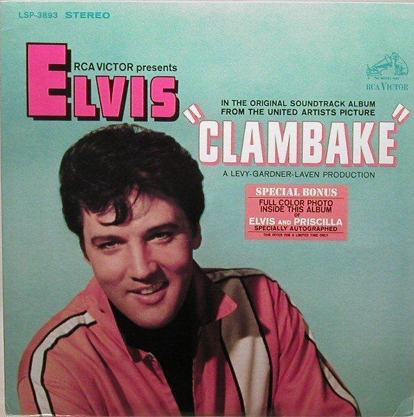 412: Elvis' Clambake (LSP-3893)