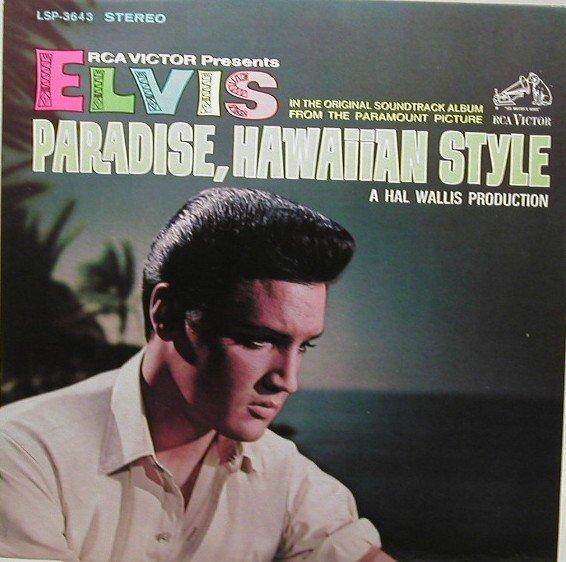 419: Pot Luck With Elvis (LPM-2523)