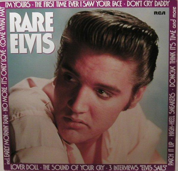 435: Rare Elvis (PL-89003)