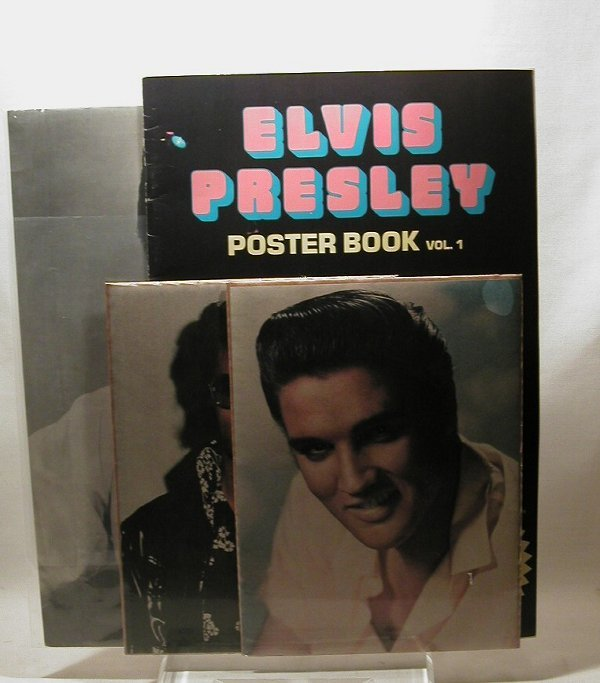 448: Miscellaneous Elvis Posters