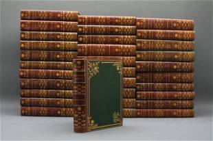 THE NOVELS OF EDWARD BULWER LYTTON. 32 Vols. 1/26.