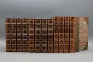 12 Vols: Oliver Goldsmith + Thomas Middleton.