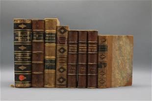 Vols incl: Bancroft. LITERARY AND HISTORICAL...