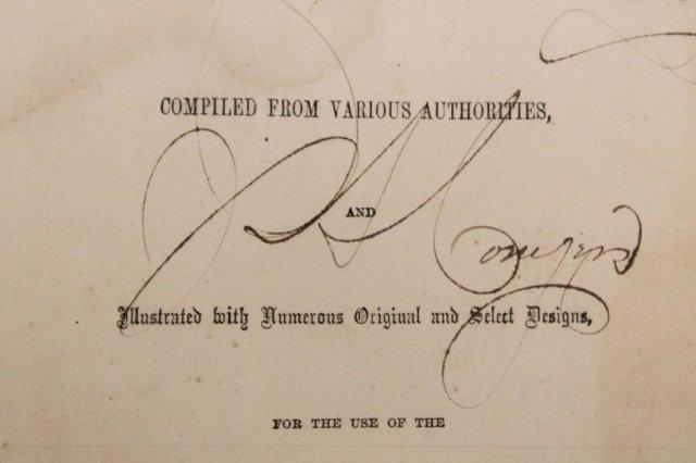 SEAMANSHIP. Signed by 1st black midshipman. - 4