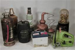 603 Collection of Six Decanters