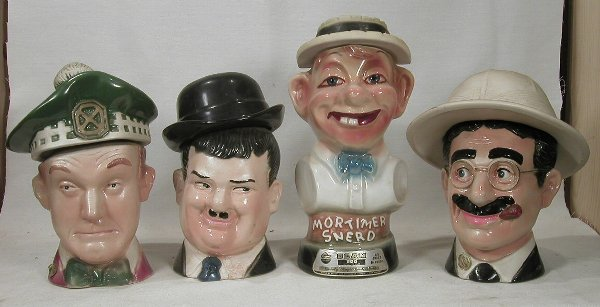 0615: Laurel, Hardy, Mortimer, and Groucho