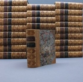 WORKS OF CHARLES DICKENS. 32 Vols. 1871-1872. Dickens,