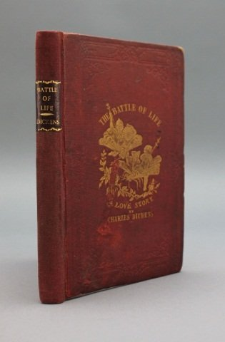 THE BATTLE OF LIFE. 1846. 1st edition, 4th issue.