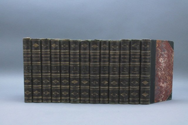 John Dryden. 13 Vols. Lon: Tonson, 1735-1767.