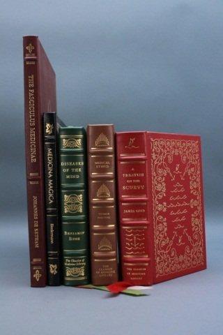 5 Classics of Medicine Library. Rush, Biedermann..