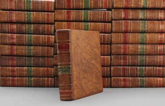 Rees. THE CYCLOPAEDIA. 45 Vols. [Ca. 1818-1825.]