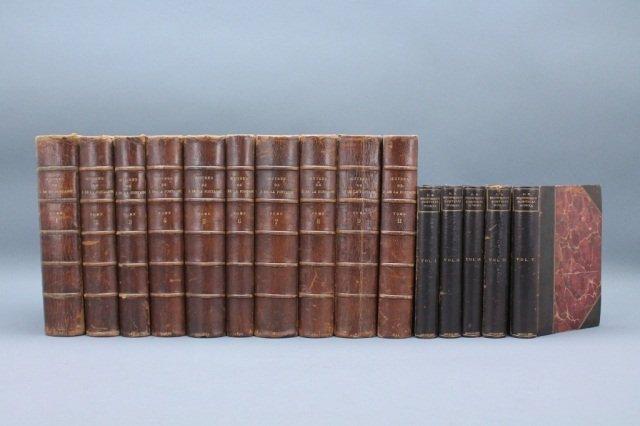 15 Vols: Elizabeth Barrett Browning + Fontaine.