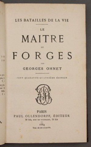 13 Vols incl: THEATRE COMPLET... MOLIERE. 8 Vols.