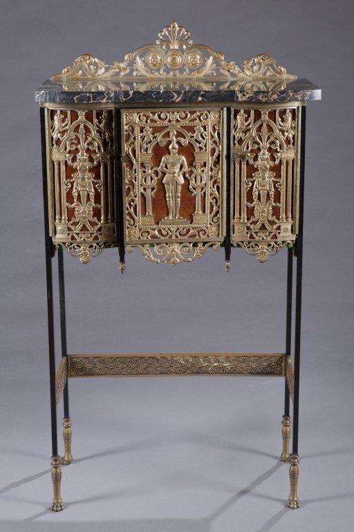 Renaissance revival cabinet.