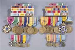 USMC WWII era medals.