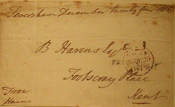 16: Harris, Lt. General, Lord (1782-   ) Was