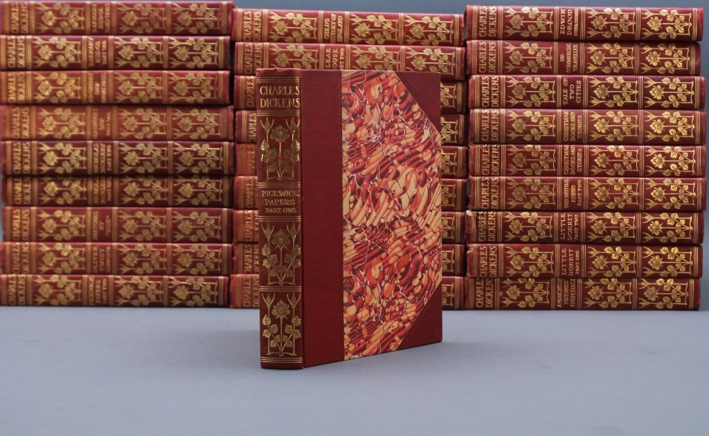 THE WORKS OF CHARLES DICKENS. 28 Vols.