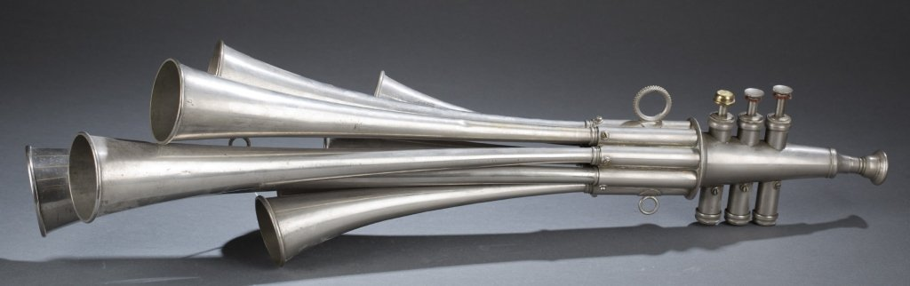 Schalmei or Signal horn. 20th century.