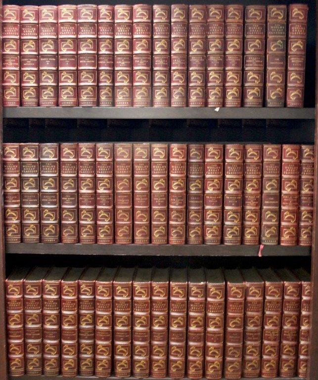 THE WORLD'S GREAT CLASSICS. 50 Vols. 1899-(c1901).