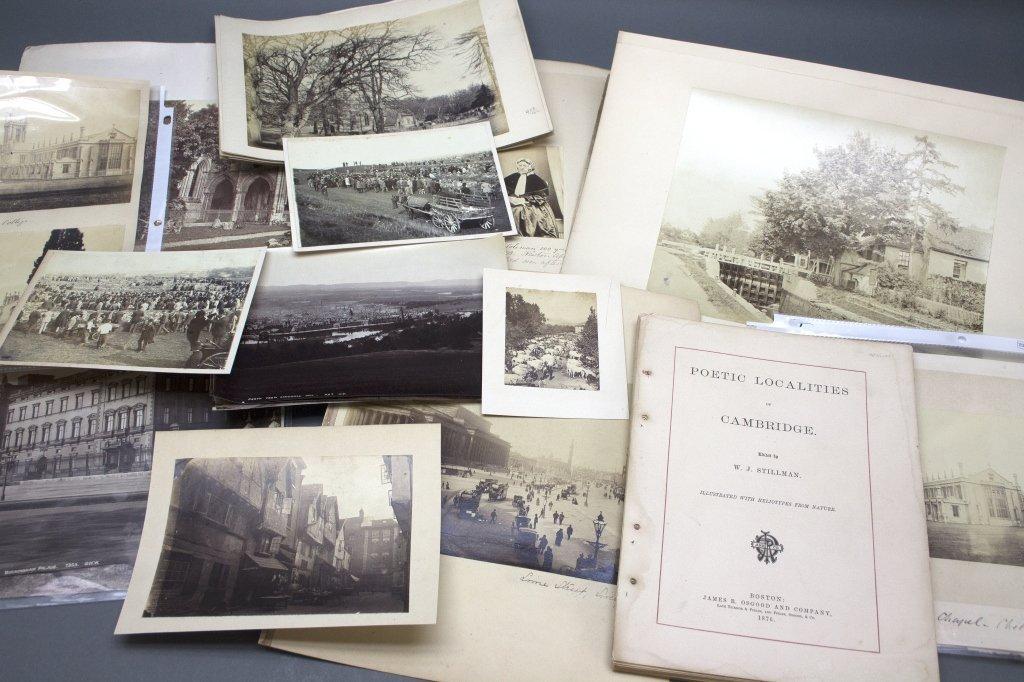 ~51 Items, mostly photographs: Landscape...
