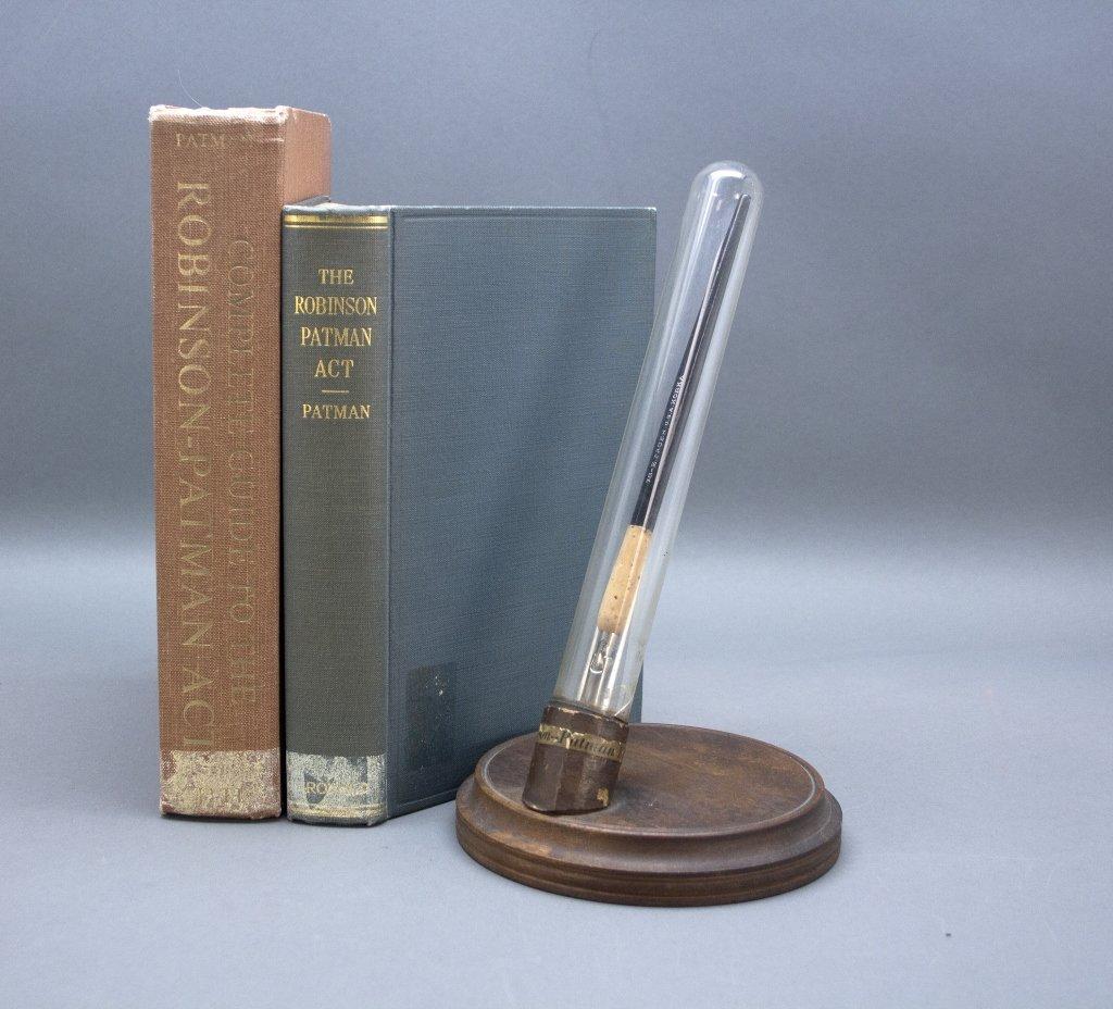 Franklin D. Roosevelt, Pen for Robinson-Patman Act