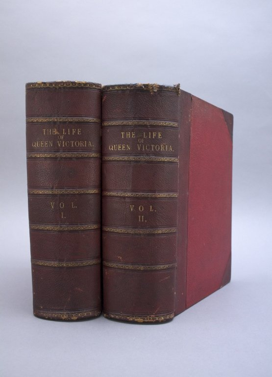 THE LIFE AND TIMES OF QUEEN VICTORIA. 2 Vols 1900.