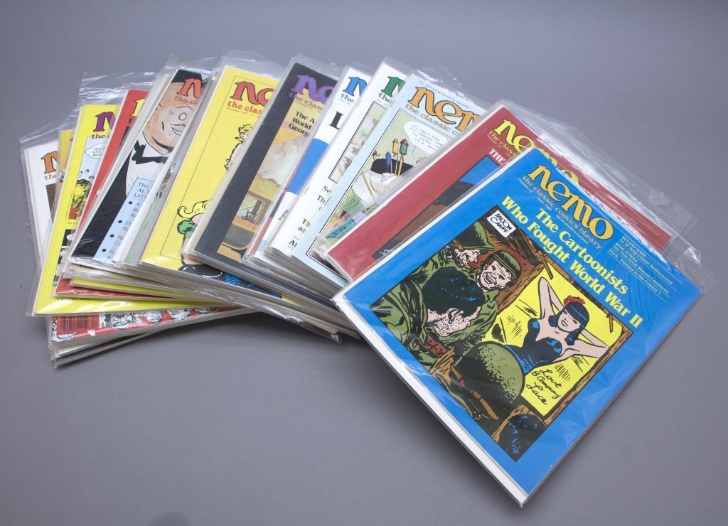 29 Issues of NEMO.