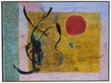 """Tsugio Hattori, """"Autumn in Iberia""""."""