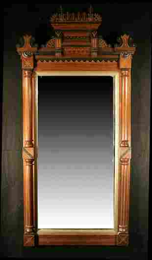 015: Eastlake mirror and similar lower shelf