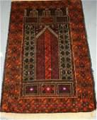 167 Baluchi Prayer Rug