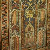 227 Baluchi Prayer Rug
