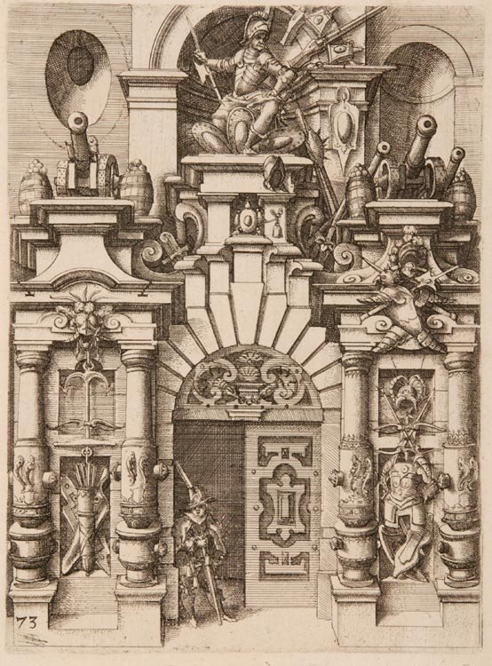 1002: Approx. 13 Architecture Etchings Engravings