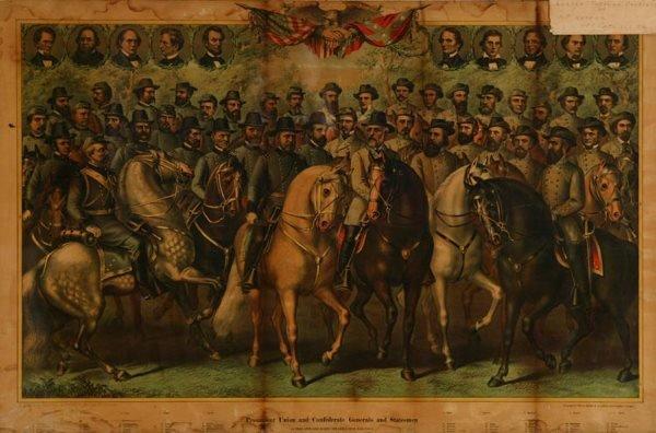 1010: Civil War Kirtz Allison Union Confederate General
