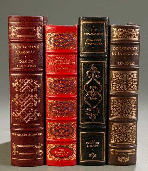 5: [Franklin Library]. 4 Titles European Literature. Fr