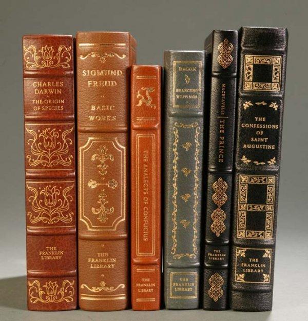 20: [Franklin Library]. 6 Titles Classics. Franklin Cen