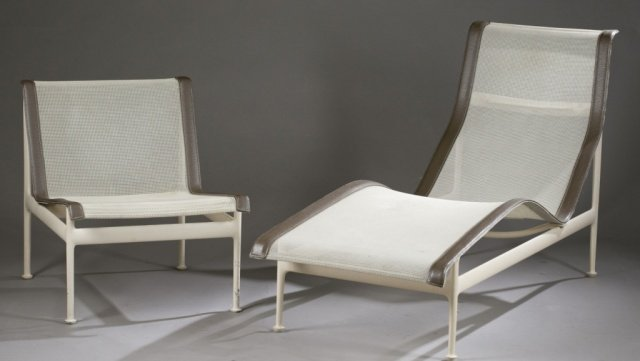 Knoll Richard Schwartz Outdoor Furniture.