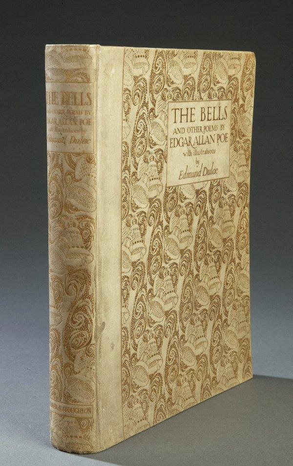 2006: [Dulac Illustrations]. Poe, Edgar Allan. The Bell