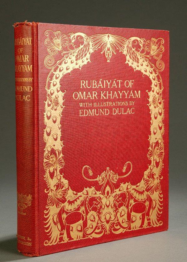 2007: [Dulac Illustrations]. Rubaiyat Of Omar Khayyam.