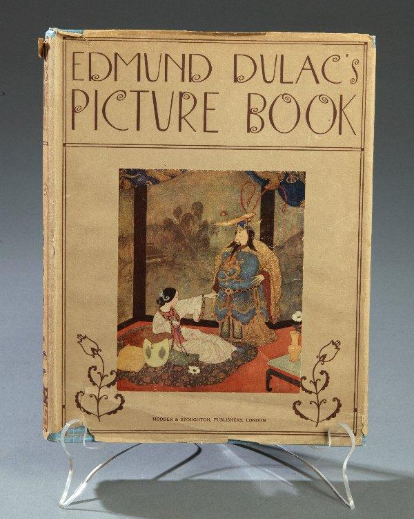 2009: Dulac, Edmund. Edmund Dulac's Picture-Book. Lon: