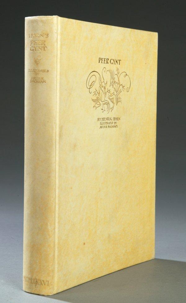 2023: [Rackham Illustrations]. Ibsen, Henrik. Peer Gynt