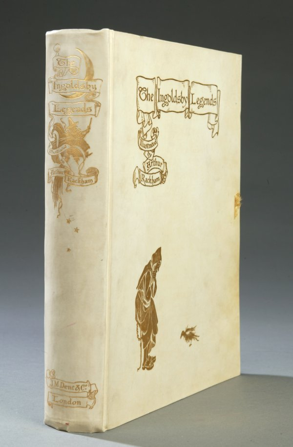 2024: [Rackham Illustrations]. Ingoldsby, Thomas. The I