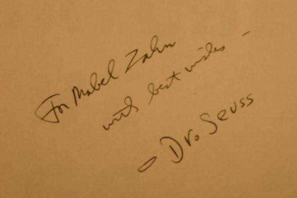 2082: Dr. Seuss [Theodore Geisel]. Horton Hatches The E