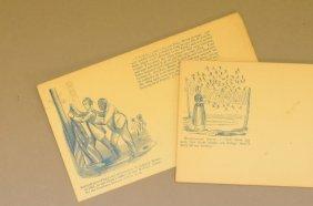 2 Civil War Postal Covers Incl Washwoman Davis.