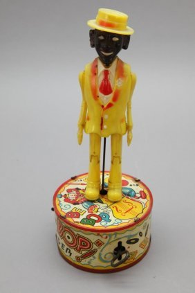 "1930's Marx ""be-bop Jigger!"" Toy."