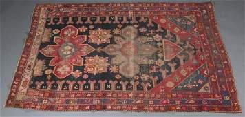 Antique Caucasian rug.